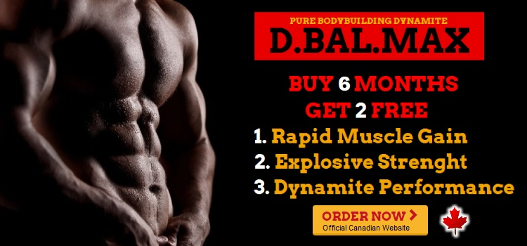 Buy D-Bal Max in Canada