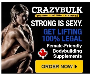 Crazy Bulk Canada Supplements For Females