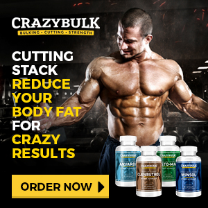Crazy Bulk Canada Cutting Stack Buy 2 Get 1 Free