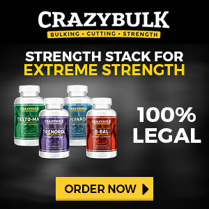 Crazy Bulk Canada Strength Stack Buy 2 Get 1 Free