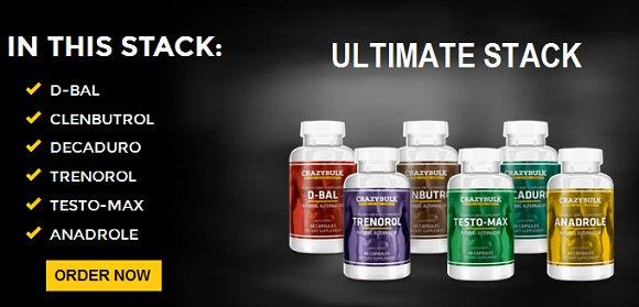 Crazy Bulk Canada Ultimate Stack Buy 2 Get 1 Free